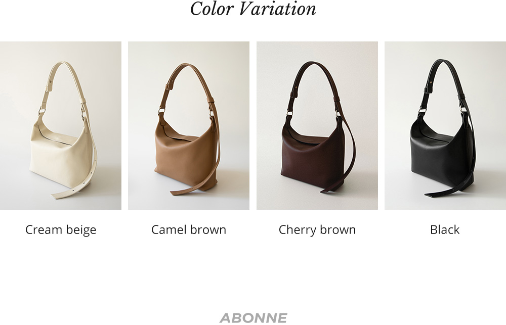아보네(ABONNE) ARDY bag_black